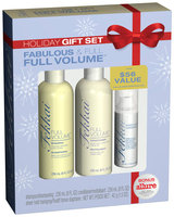 Fekkai Full Volume Hair Products 3 pc Holiday Gift Set