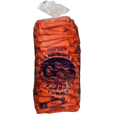 Grimmway Farms Carrots 50 lb. Bag