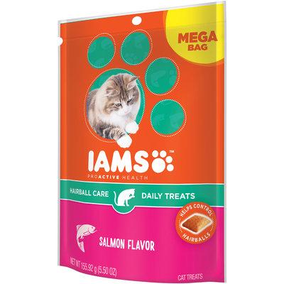 Iams™ ProActive Health Salmon  Flavor Hairball Care Daily Treats 5.50 oz. Bag
