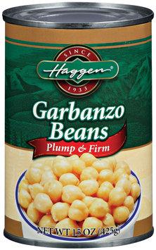 Haggen Garbanzo Beans 15 Oz Can