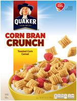 Quaker® Corn Bran Crunch Cereal