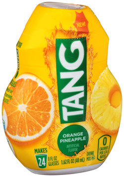 Tang Orange Pineapple Liquid Drink Mix 1.62 fl. oz. Bottle