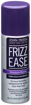 John Frieda Frizz-Ease® Moisture Barrier Firm Hold Hairspray 2 oz. Can