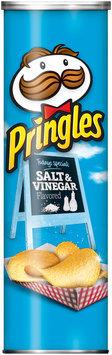 Pringles® Salt & Vinegar Potato Crisps 4.62 oz. Canister