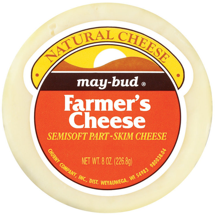 May-Bud Farmer's Semisoft Part-Skim Cheese