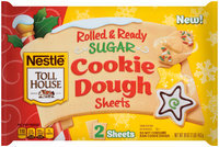 Nestlé® Toll House® Rolled & Ready Sugar Sheets Cookie Dough