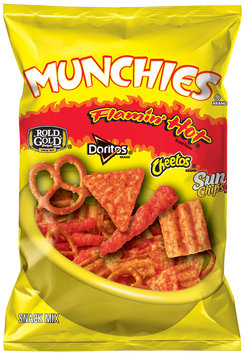 Munchies® Brand Flamin' Hot® Snack Mix 3.25 oz. Bag