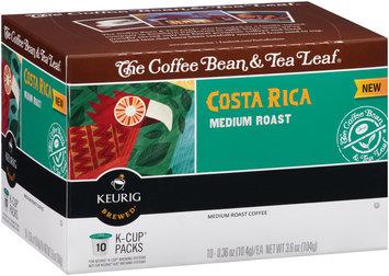 The Coffee Bean & Tea Leaf® Costa Rica Medium Roast Coffee K-Cup® Packs 10 ct Box