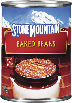 Stone Mountain® Baked Beans 22 oz. Can