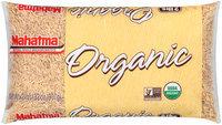 Mahatma® Organic Natural Whole Grain Brown Rice 2 lb. Bag