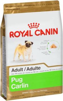 Royal Canin® Pug 25™ Adult Dog Food 10 lb. Bag