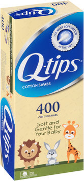 Q-tips® Cotton Swabs Infant Graphics 400 ct. Box