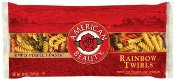 American Beauty  Rainbow Twirls 12 Oz Bag