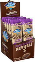 Blue Diamond® Almonds Caramel Macchiato 12-1.5 oz. Bags