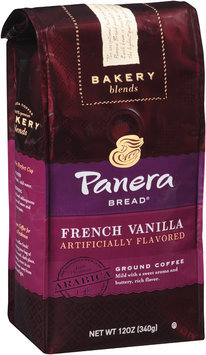 Panera Bread® Bakery Blends French Vanilla Ground Coffee 12 oz. Bag