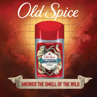 Wild Collection Old Spice Wild Collection Wolfthorn Scent Men\'s Deodorant 2.25 Oz