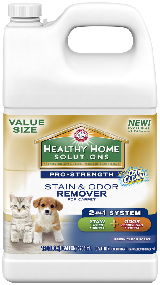 ARM & HAMMER™ Healthy Home Solutions Fresh Clean Scent Stain & Odor Remover