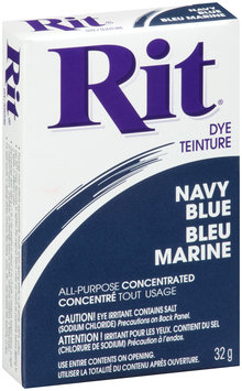 Rit® Navy Blue All-Purpose Concentrated Dye 32g Box