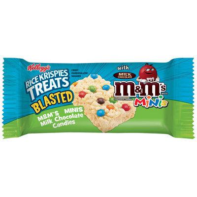 Kellogg's® Rice Krispies Treats Blasted™ M&M'S® MINIS® Crispy Marshmallow Squares