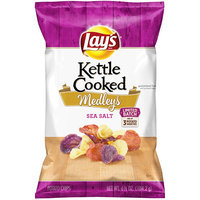 LAY'S® Kettle Cooked Medleys Sea Salt Potato Chips