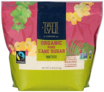 Tate + Lyle® Organic Pure Cane Sugar 5 lb. Bag