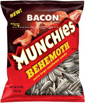 Munchies® Behemoth Bacon Flavored Extra Large Sunflower Seeds 5.5 oz. Bag
