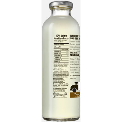 Hubert's® Diet Original Lemonade 16 fl. oz. Bottle