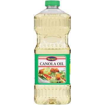 Banquet™ Canola Oil 48 fl. oz. Plastic Bottle