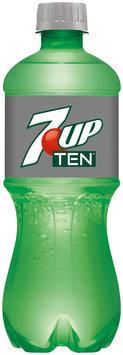7UP® TEN® Soda 20 fl. oz. Plastic Bottle