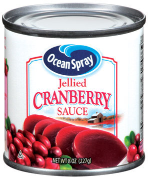 Ocean Spray® Jellied Cranberry Sauce