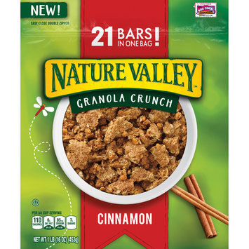Nature Valley® Cinnamon Granola Crunch 16 oz. Pouch
