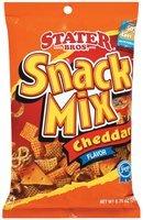 Stater Bros. Cheddar Snack Mix 8.75 Oz Peg