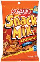 Stater Bros. Cheddar Snack Mix 8.75 Oz Peg