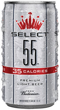 Budweiser Select 55 Beer