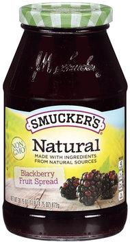 Smucker's® Natural Blackberry Fruit Spread 30.75 oz. Jar