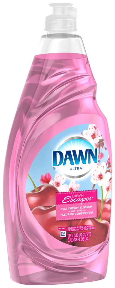 Dawn Ultra Fuji Cherry Blossom Dishwashing Liquid