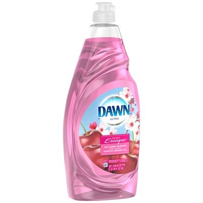 Dawn Ultra Fuji Cherry Blossom Dishwashing Liquid