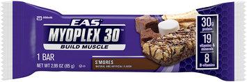 EAS® Myoplex 30™ S'mores Nutrition Bar 2.99 oz. Wrapper