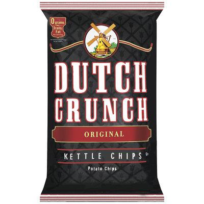 Dutch Crunch® Original Kettle Cooked Potato Chips 9 oz Bag