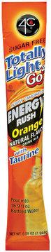 4C Psd-Tl2go Packet Energy Rush Orange Psd-Packet .28 Oz Packet