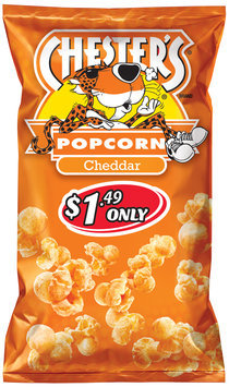 Chester's® Cheddar Popcorn 2.62 oz. Bag
