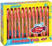 Swedish Fish® Candy Canes