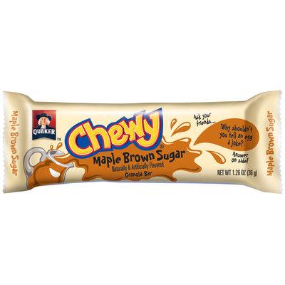 Quaker® Chewy Maple Brown Sugar Granola Bar