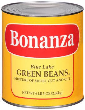 Bonanza Blue Lake Green Beans 6.31 lb. Can
