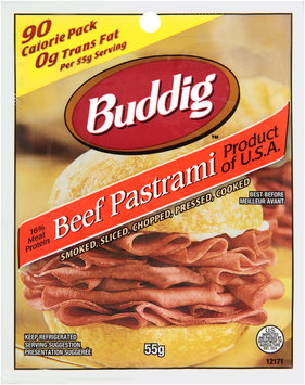 Buddig™ Beef Pastrami 55g Packet
