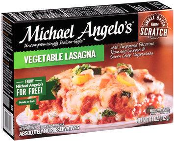 Michael Angelo's® Vegetable Lasagna