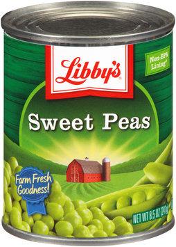 Libby's® Sweet Peas 8.5 oz. Can