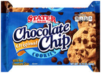 Stater Bros.® Original Chocolate Chip Cookies 13.72 oz. Tray