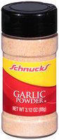 Schnucks® Garlic Powder 3.12 oz. Shaker