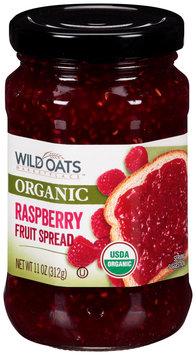 Wild Oats Marketplace™ Organic Raspberry Fruit Spread 11 oz. Jar